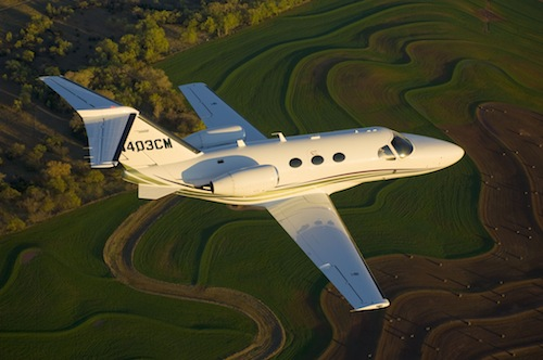 2. Cessna Citation Mustang Model 510
