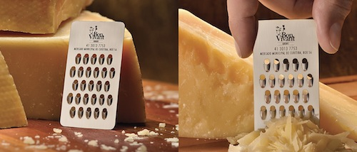 6. Bon Vivant Cheese Grater Card by JWT Brazil (1)