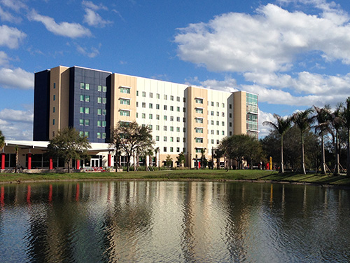 11 Florida Atlantic University, Boca Raton