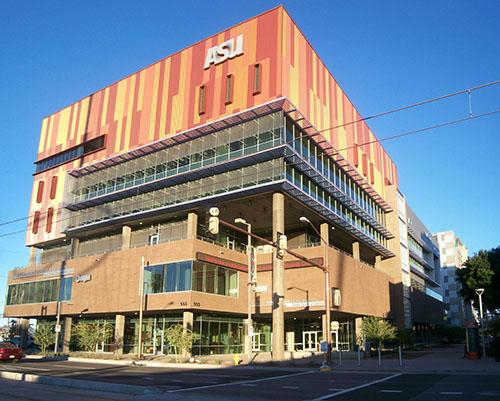 2 Arizona State University