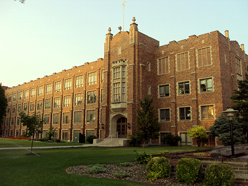 UND's Merrifield Hall