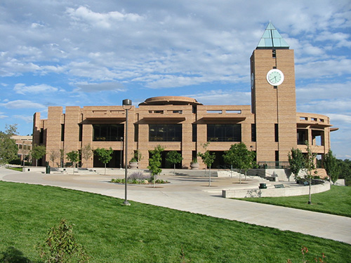 8 University of Colorado, Colorado Springs