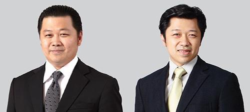 Soopakij and Suphachai Chearavanont